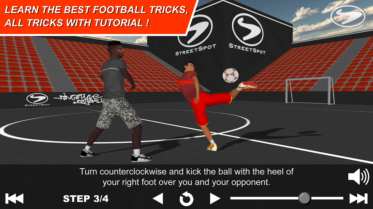 football-tricks-tutorials