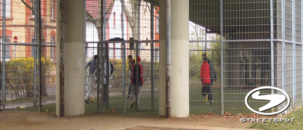 Street Football Players